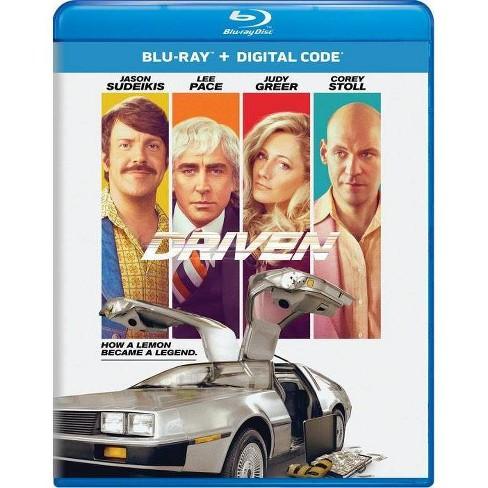 Driven (Blu-ray)(2019) - image 1 of 1