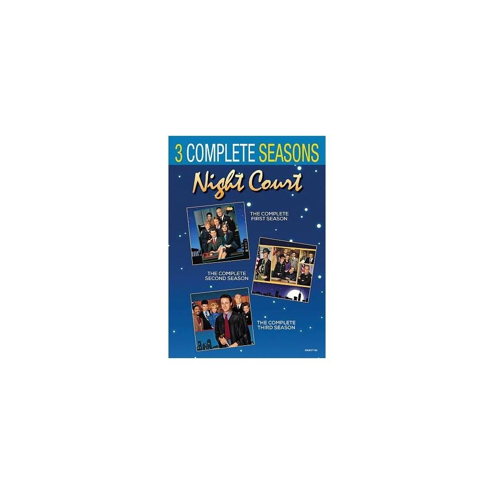 Night Court:Seasons 1-3 (Dvd)