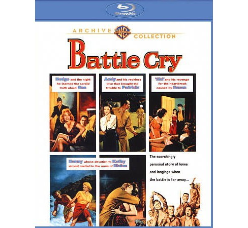 Battle Cry (Blu-ray) - image 1 of 1