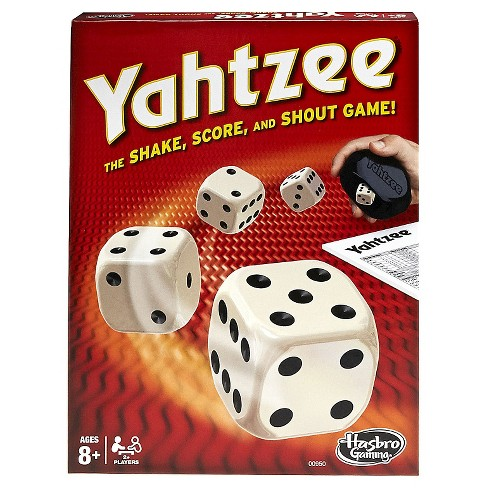 Yahtzee Dice Game - image 1 of 3