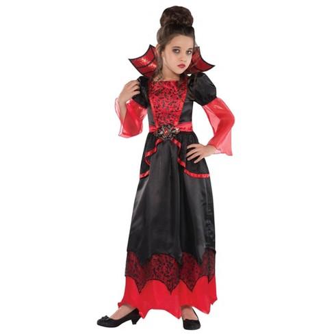 Kids Vampire Queen Halloween Costume Target