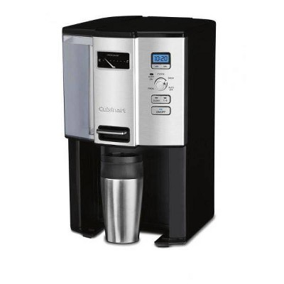 Cuisinart Coffee on Demand 12-Cup  Programmable Coffee Maker - Stainless Steel - DCC-3000P1