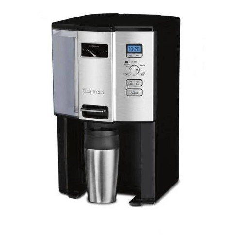 Cuisinart Coffee On Demand 12 Cup Programmable Coffee Maker Dcc 3000p1 Target