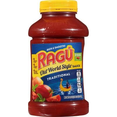 Pasta Sauce: Ragu Old World Style