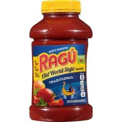 Ragu Old World Style Traditional Pasta Sauce - 45oz