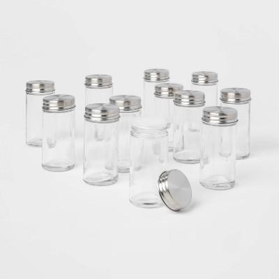 2oz 12pk Round Spice Jar Set - Threshold™