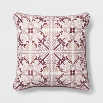 Decorative Throw Pillow Cream - Threshold™
