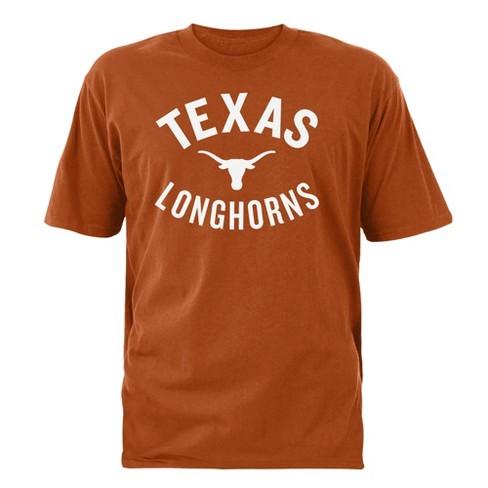 Texas Longhorns Men's Short Sleeve Core T-Shirt - Orange - image 1 of 1