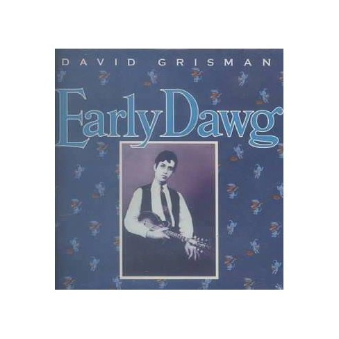 David Grisman - Early Dawg (CD) - image 1 of 1