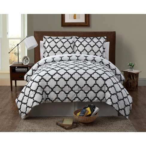 Galaxy 8 Piece Bed In A Bag With Sheet Set Target