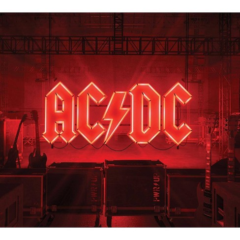 AC/DC - Pwr Up (Deluxe Box) (CD) - image 1 of 2