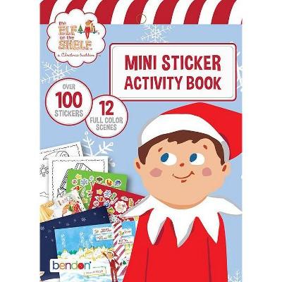 - Elf On The Shelf Mini Sticker Pads : Target