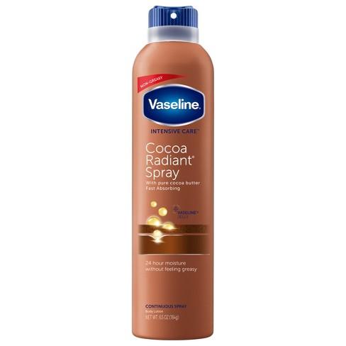 Vaseline Intensive Care Cocoa Radiant Spray Moisturizer 6.5 oz - image 1 of 2