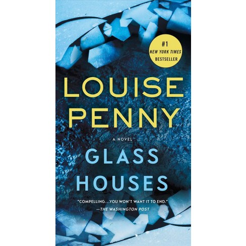 Glass Houses Chief Inspector Gamache By Louise Penny Paperback