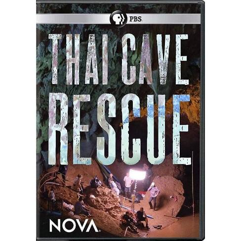 Nova: Thai Cave Rescue (DVD) - image 1 of 1