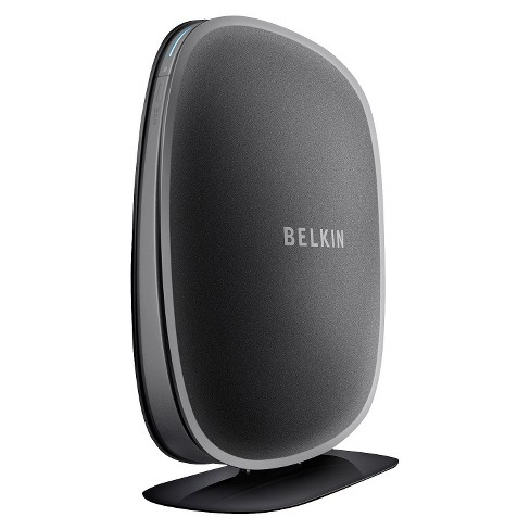 Belkin N450 Dual-Band Simple Start, Easy Setup Wi-Fi Router with Parental Controls, Ideal for Web Surfing & Email (F9K1105) - image 1 of 1