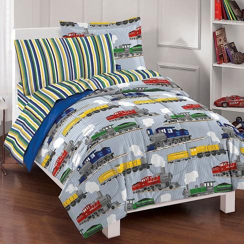 Dream Trains Mini Bed In A Bag Target