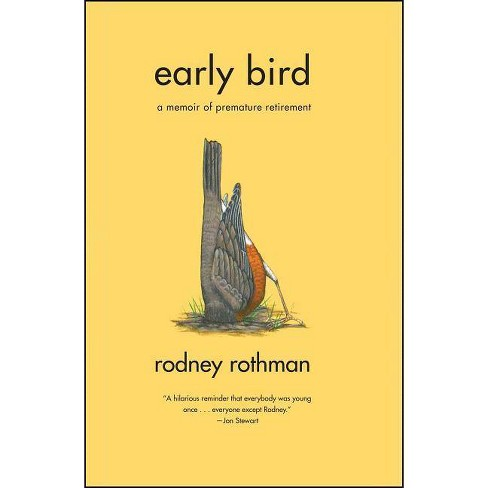 Early Bird - by  Rodney Rothman (Paperback) - image 1 of 1