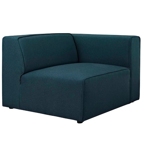 Mingle Fabric Right-Facing Sofa - Modway - image 1 of 4