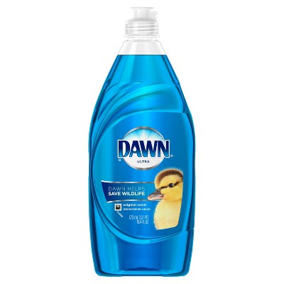 Dawn Ultra Dishwashing Liquid Dish Soap Original Scent - 19.4 fl oz