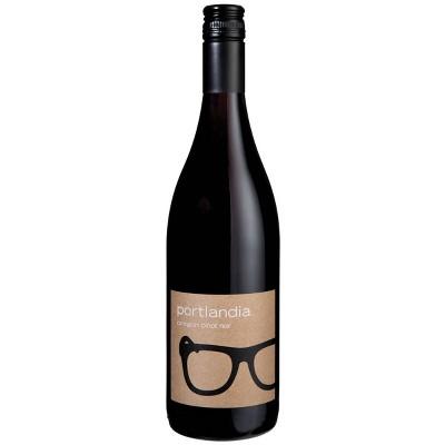 Portlandia Pinot Noir Red Wine - 750ml Bottle