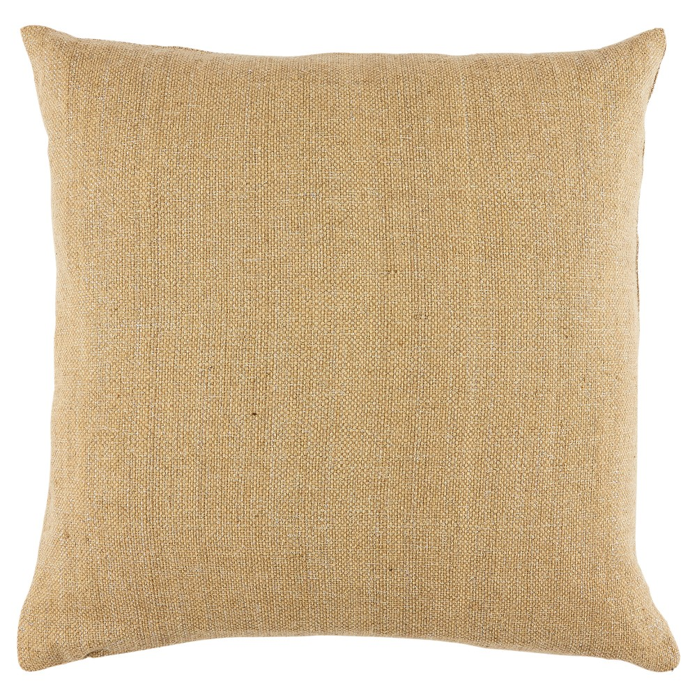 Yellow Solid Throw (50