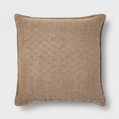 Neutral Oversize Throw Pillow - Threshold™
