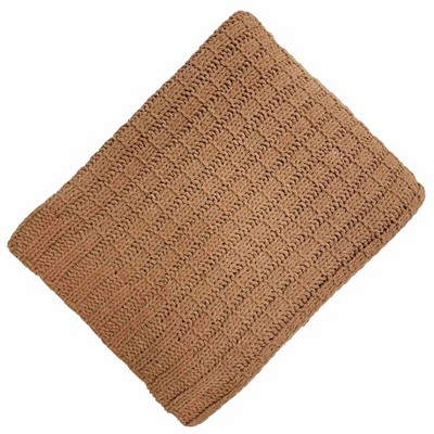 Solid Chenille Throw Bronze - Threshold™