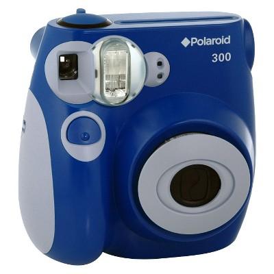 Polaroid PIC-300 Instant Camera - Blue