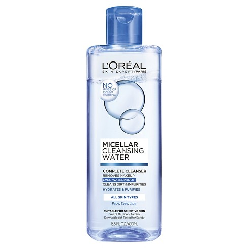 L'Oreal Paris Micellar Cleansing Water All Skin Types 13.5oz - image 1 of 2