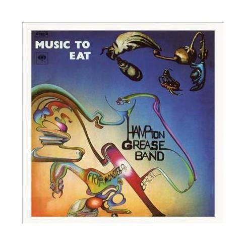Hampton Grease Band - Music to Eat (Vinyl) - image 1 of 1