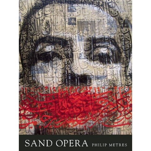 Sand Opera - by  Philip Metres (Paperback) - image 1 of 1