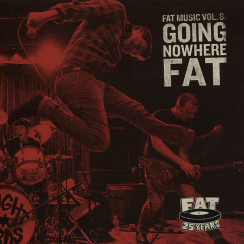 Various - Fat music vol 8:Going nowhere fat (Vinyl) - image 1 of 1