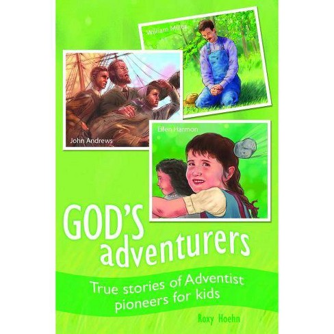 God's Adventurers - by  Roxy Hoehn (Paperback) - image 1 of 1