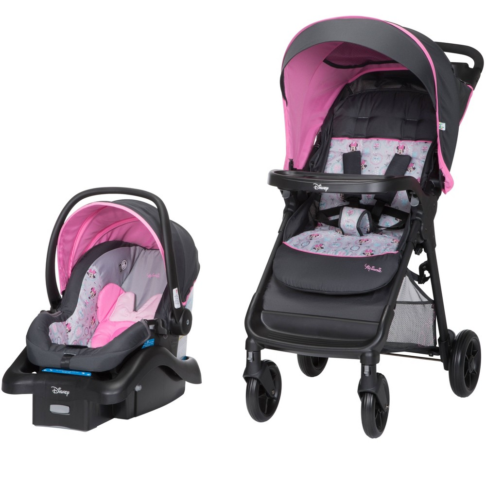 Disney Mickey Mouse Smooth Ride Travel System - Minnie Happy Helpers