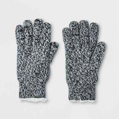 87648d73c67 Isotoner Women s SmartDRI Marled Knit with Sherpasoft Spill Gloves