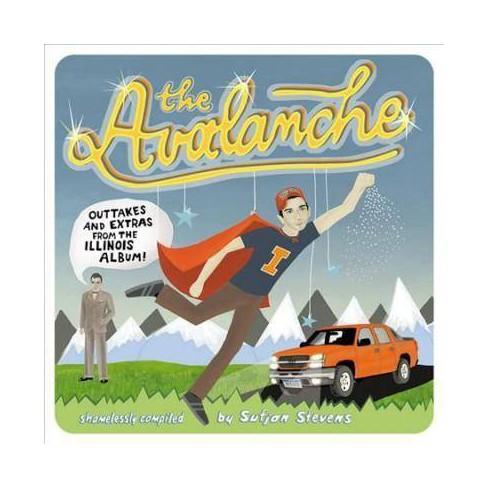 Sufjan Stevens - The Avalanche (Vinyl) - image 1 of 1