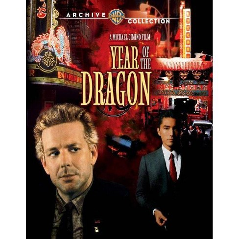 Year Of The Dragon (Blu-ray)(2019) - image 1 of 1