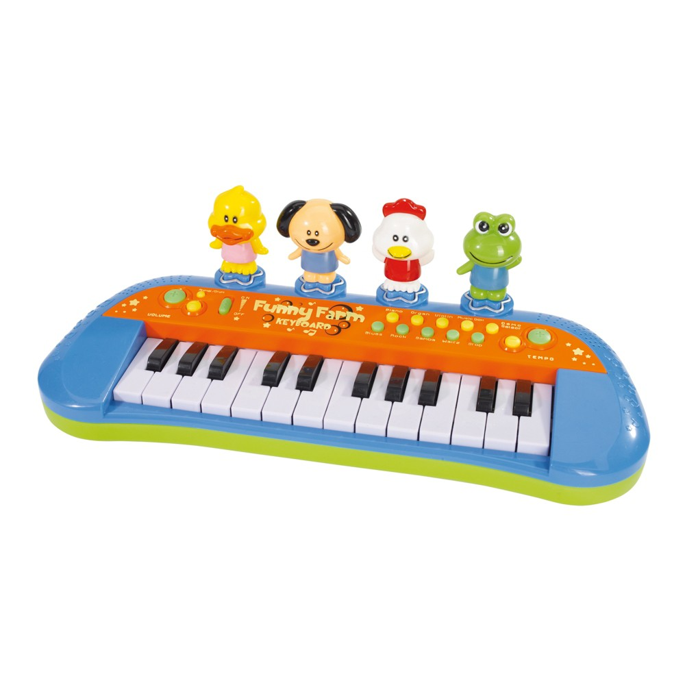 Simba Abc - Funny Animals Farm Keyboard