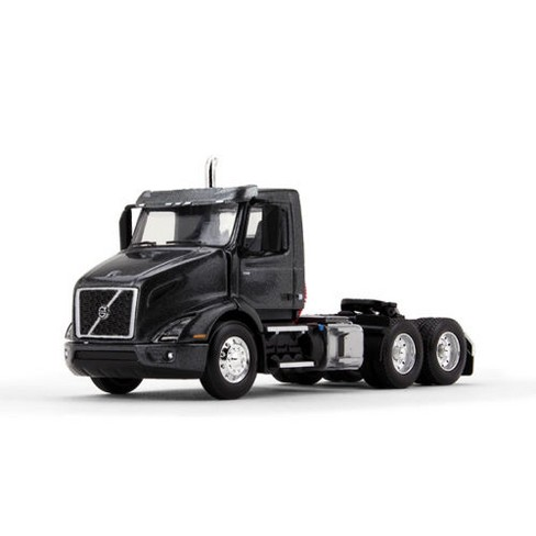 Volvo VNR 300 Day Cab Stormy Gray Metallic 1/64 Diecast Model by First Gear - image 1 of 1
