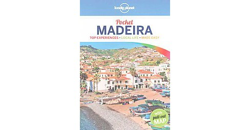 Lonely Planet Pocket Madeira (Paperback) (Marc Di Duca) - image 1 of 1
