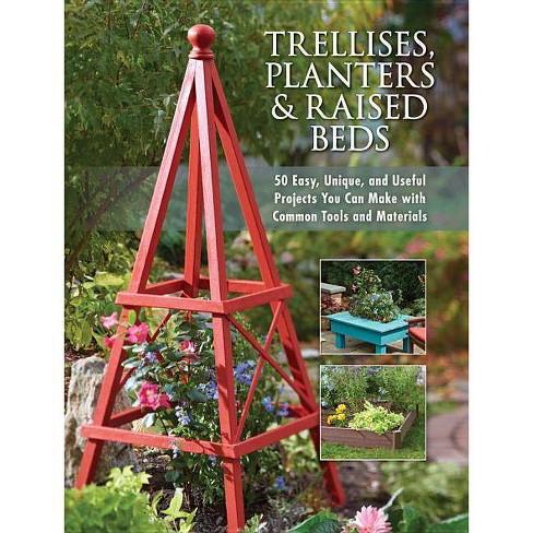 Trellises, Planters & Raised Beds - (Paperback) - image 1 of 1