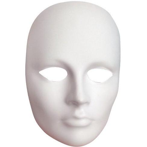 Creativity Street Plain Plastic Feminine Mask - image 1 of 1