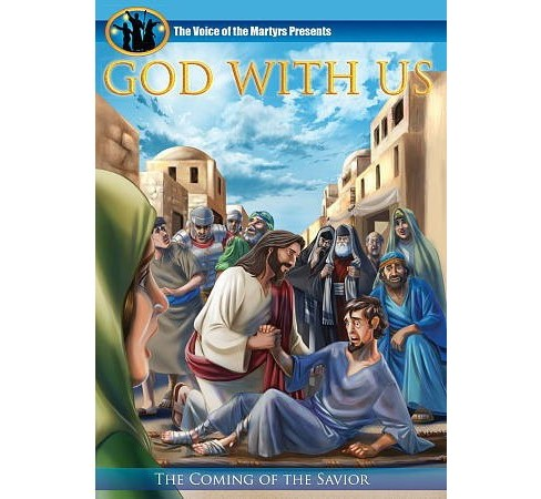 God With Us (DVD) - image 1 of 1