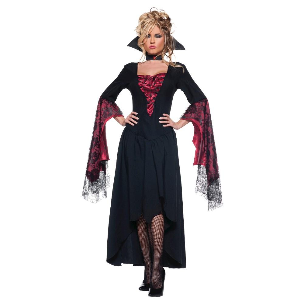 Women's The Countess Costume - Large, Black