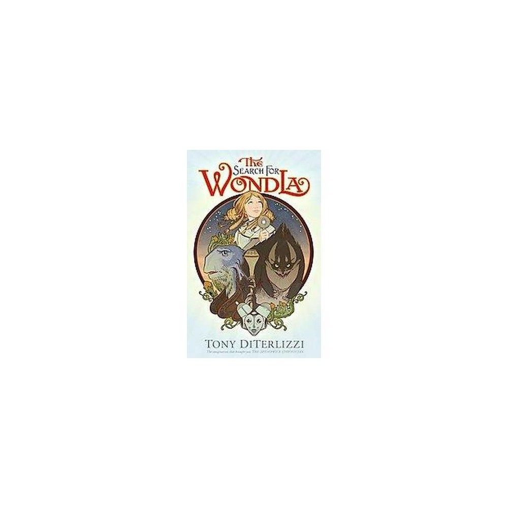 The Search For Wondla Search For Wondla Hardcover By Tony Diterlizzi Hardcover