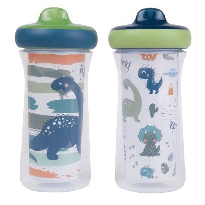 The First Years Insulated Sippy Cups - 9oz/2pk