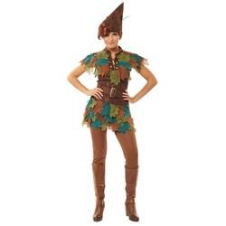 Franco Peter Pan Women's Costume