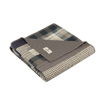 """50""""x70"""" Winter Hills Quilted Throw Blanket Tan - Woolrich"""