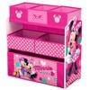 Minnie Mouse Kids Multi-Bin Toy Organizer - Disney - image 4 of 4